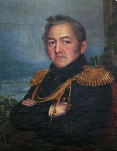 Адмирал Михаил Петрович Лазарев.