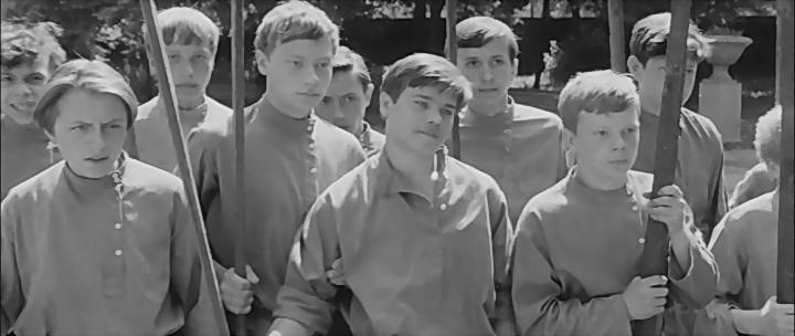 Кадр из фильма «Республика ШКИД» (1966)