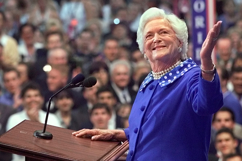 Барбара Буш.
