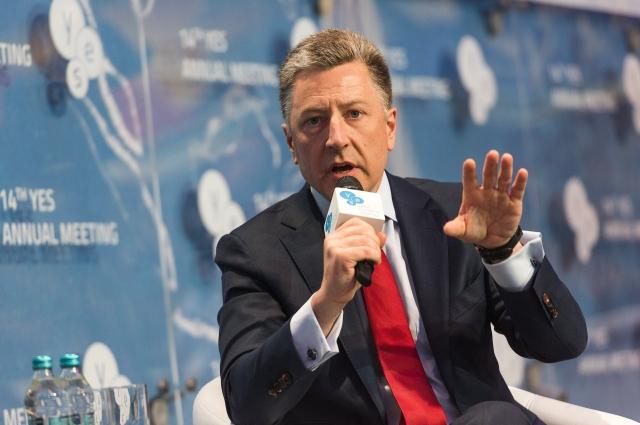 Курт Волкер предложил ряд правок в стратегию реинтеграции Донбасса