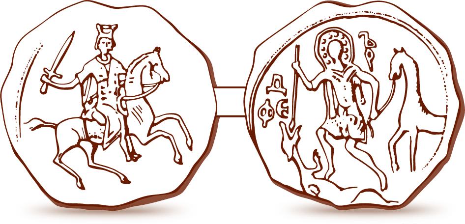 Печать Александра Невского. После 1236 г.