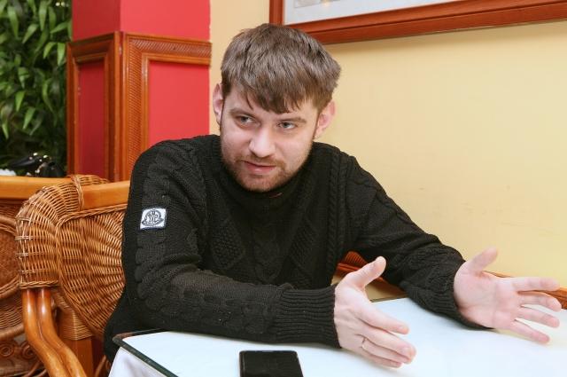 Илья Майер