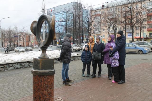 Сергей проводит бесплатные экскурсии по Перми для гостей города.