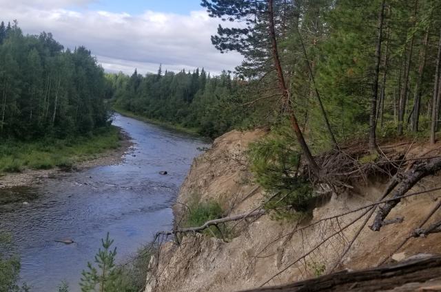 Горные реки коварны.