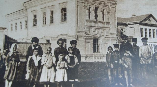 Традиции работы соцучреждений в Трубчевске закладывались ещё до революции.