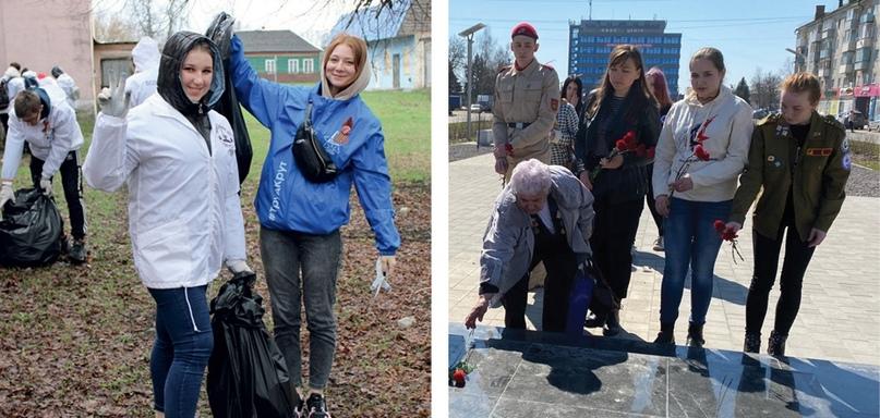 В течение этого года бойцами студенческих отрядов Брянской области будет реализован проект социальный навигатор «Помогаем трудом» в рамках проекта «Регион добрых дел - 2021».