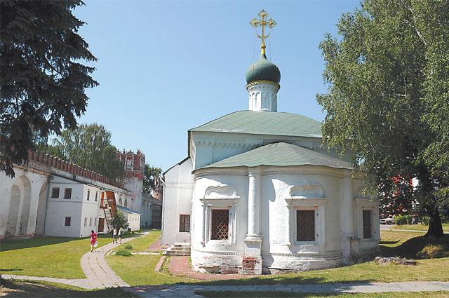 Палаты Ирины Годуновой, с естры Бориса