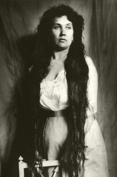 Жанна Розеро