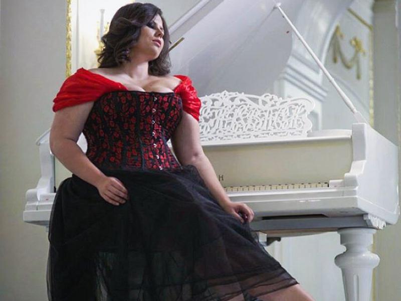 Ирина работает моделью «plus size».