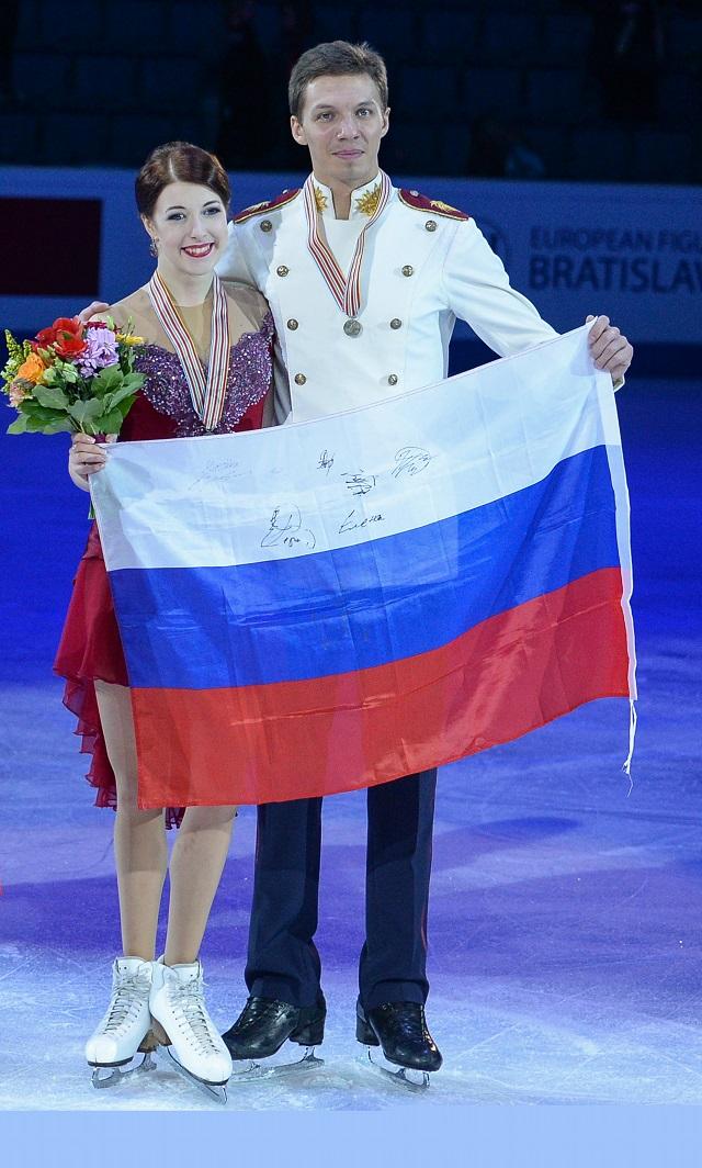Фигуристы Е. Боброва и Д.Соловьёв теперь не поедут  на чемпионат мира.