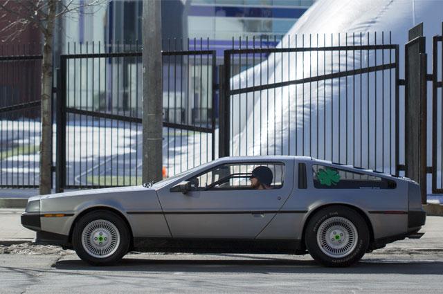DeLorean.