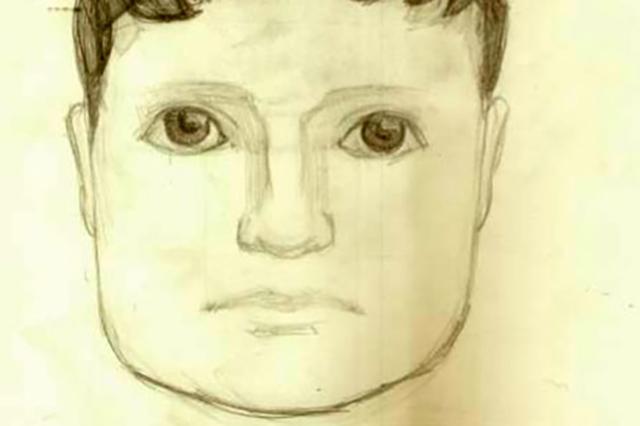 Полицейские составили субъективный портрет подозреваемого.