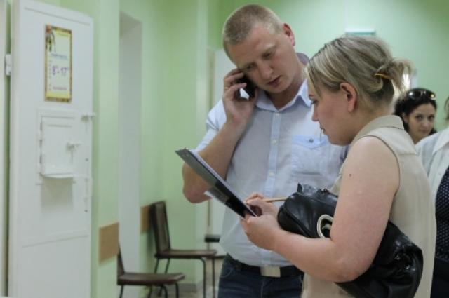 Представители ОНФ узнали мнение пациетов о качестве медицинского обслуживания Представители ОНФ узнали мнение пациетов о качестве медицинского обслуживания.