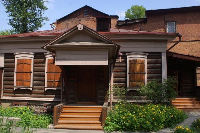 В этом доме разместится музей Валентина Распутина