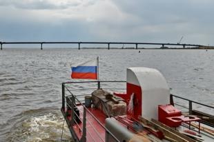 Работы на Камском мосту возобновят только весной