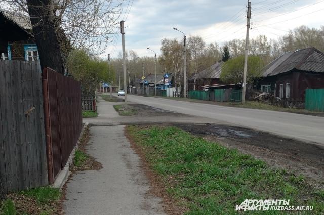 Это была одна из центральный улиц Кузнецка. Здесь были дома Курако, Рожкова. Сегодня улица Достоевского, на которой находится музей, ничем не отличается от любой проселочной улицы провинциального города.