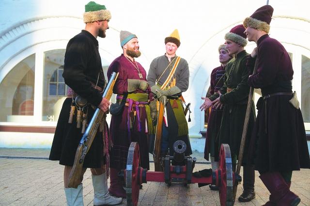 В День города в «Омской крепости» будут стрелять из пушки.