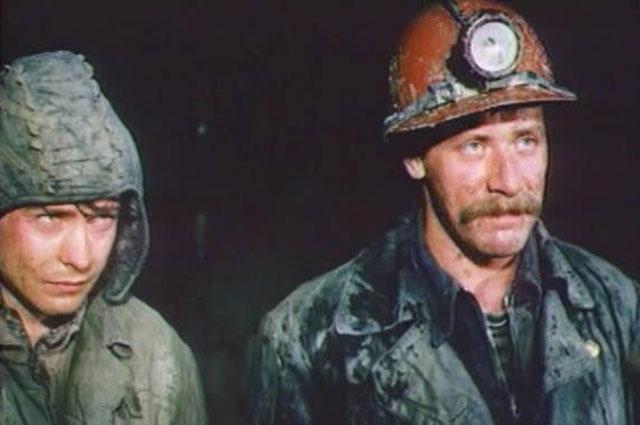Андрей Краско в фильме «Прорыв», 1986 г.