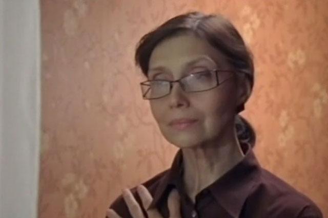 Елена Метёлкина в фильме « Простое женское счастье», 2013 г.