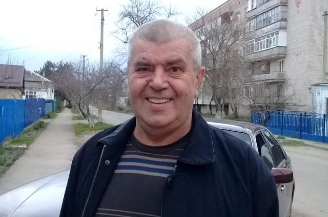 Николай Копылов.