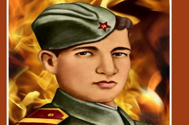 Гатаулла Салихов был удостоен звания Героя Советского Союза за подвиг на Курской дуге.