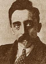 Федор Богатырчук. Август 1923 года.