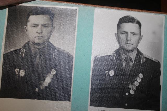 Муж Софьи Сергеевны в молодости.