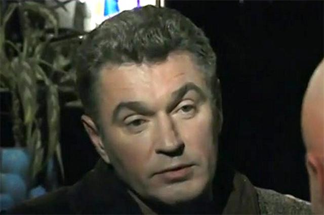 Александр Титоренко в фильме «Рублёвка Live», 2005-2006 гг.