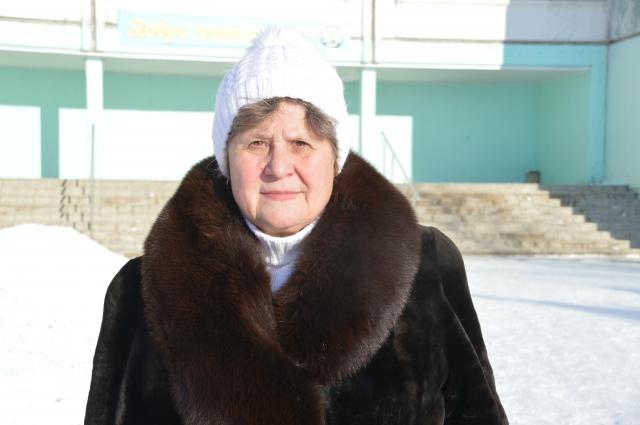 Надежда Ярлыкова