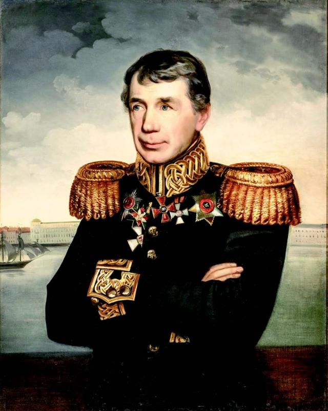 Иван Крузенштерн.