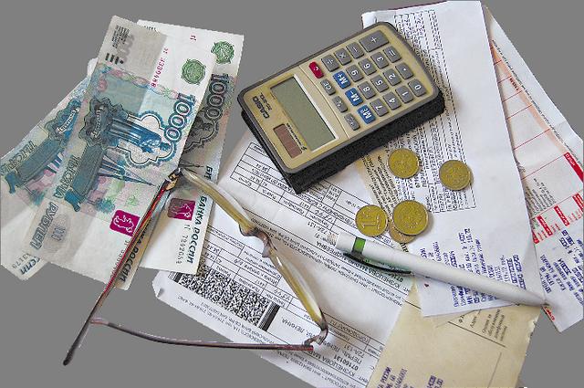 Долги по ЖКХ, коммунальные платежи