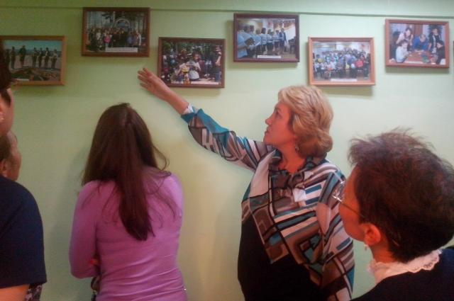 чебоксарский детский дом, выставка фотографий