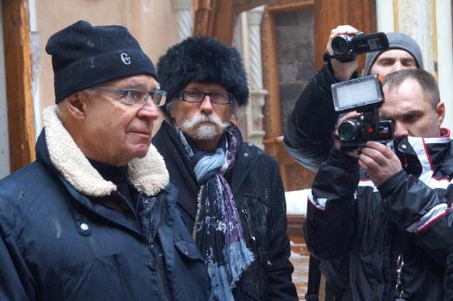 Жак Клостерманн и Жози-Жан Буске.