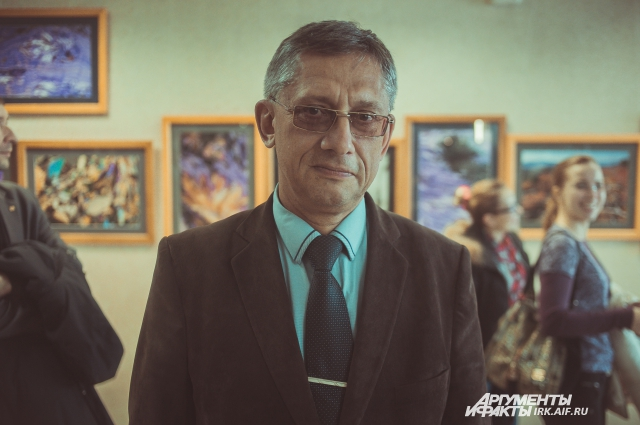 Сергей Язев.