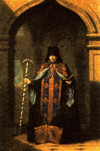 Архимандрит Фотий (Генрих Доу с гравюры Джорджа Доу, 1822—1824 гг.)