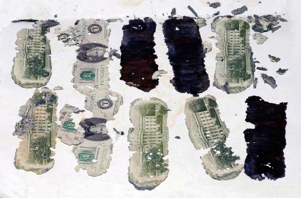 На сегодняшний день эти доллары — самое убедительно доказательство того, что угонщик, известный как Дэн Б. Купер, погиб.