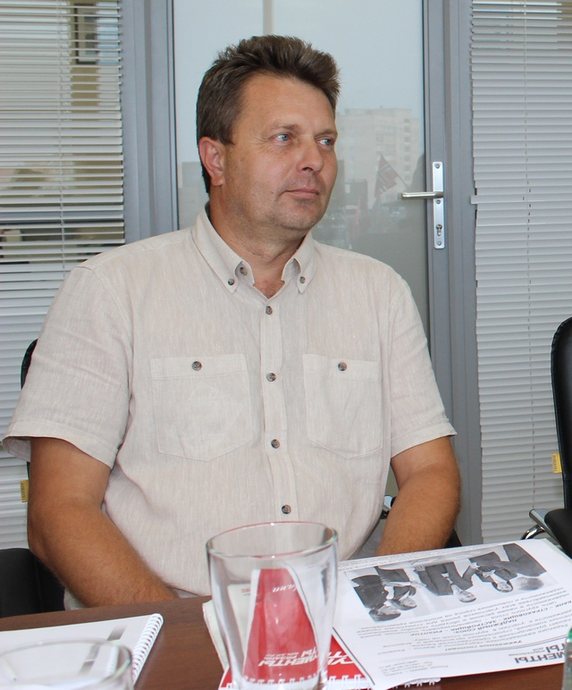 Коммерческий директор ООО «Алмаз» Анатолий Котов считает, что будущее за комплексной застройкой.