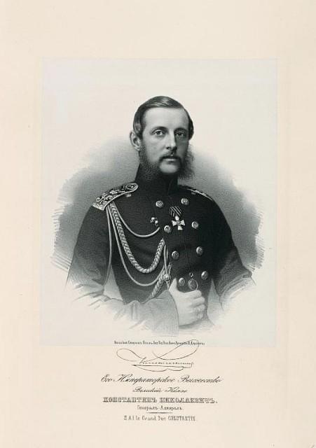 Несмотря на страстное увлечение морским делом, Константин Николаевич имел репутацию блестящего музыканта.