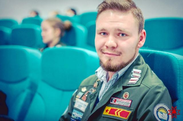 Илья Полькин. Фото: пресс-центр