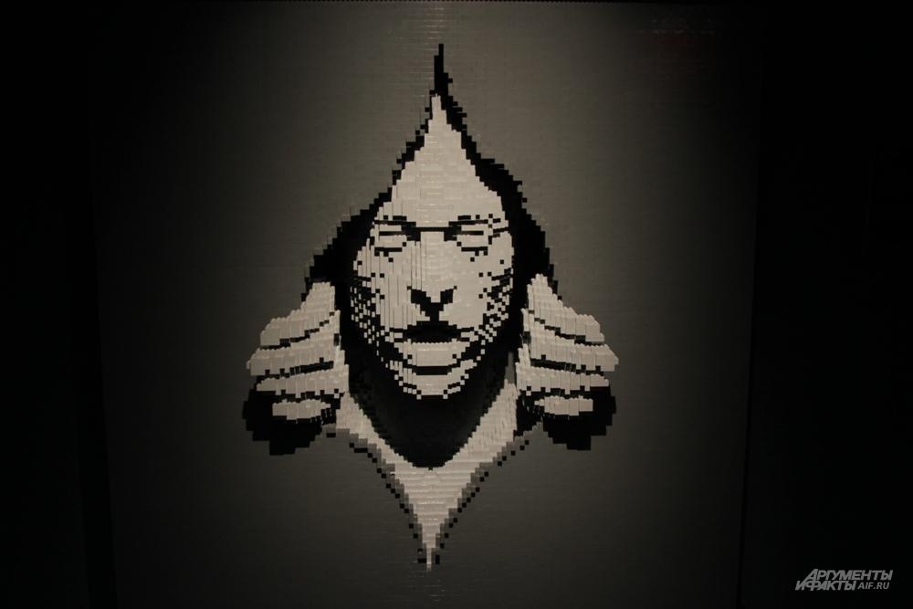 Фигура из конструктора Lego
