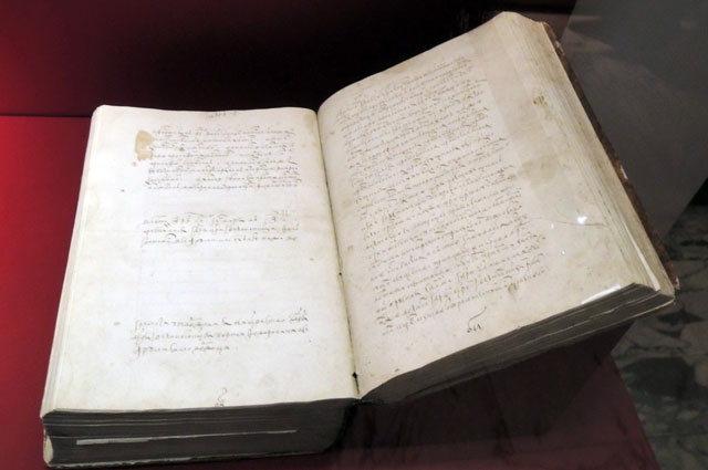 Утвержденная грамота Земского собора 1598 года об избрании на царство Бориса Федоровича Годунова.