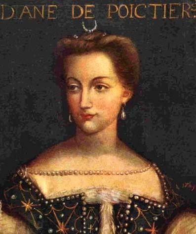 Диана де Пуатье.