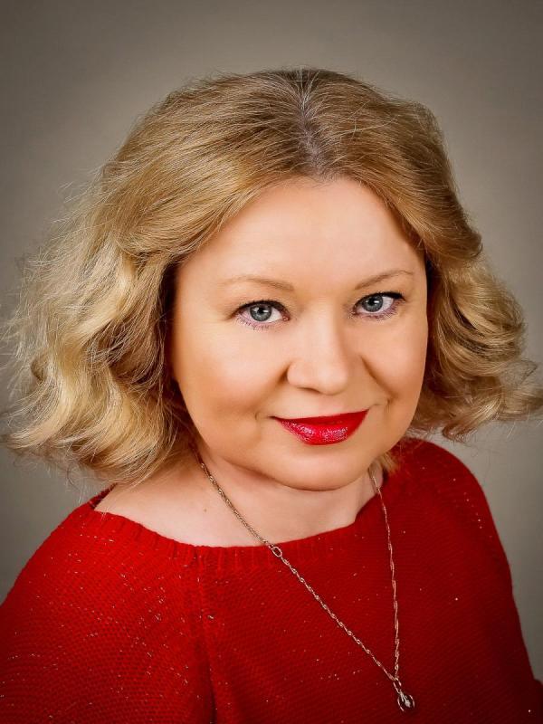Заслуженная артистка РФ Татьяна Боброва.