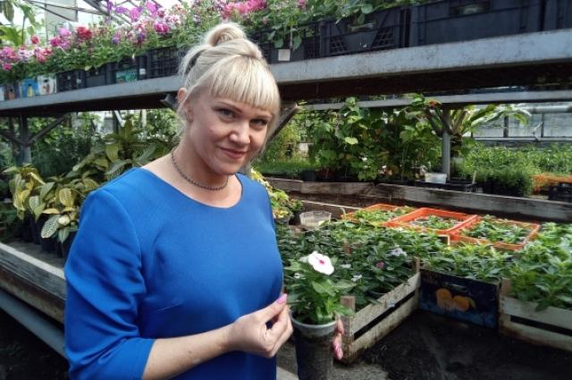 Биолог Татьяна Романова.