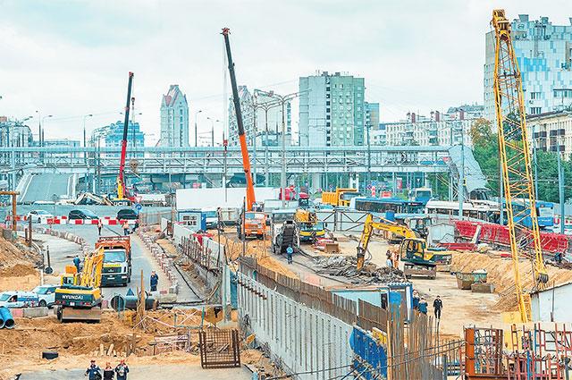 Карамышевский мост улучшит транспортную ситуацию в районе Крылатское.