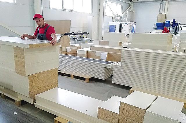 Фабрика мебели «Велес»