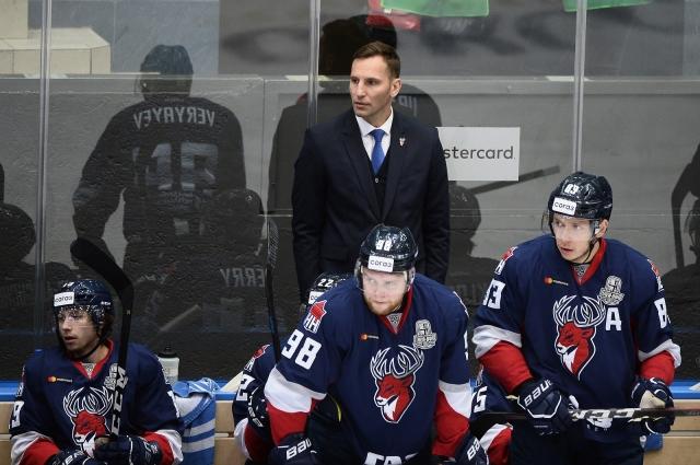 Дэвид Немировски продолжит работу с «Торпедо» в следующем сезоне.