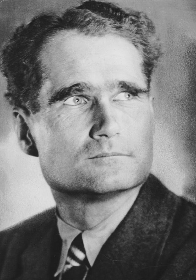 Рудольф Гесс.