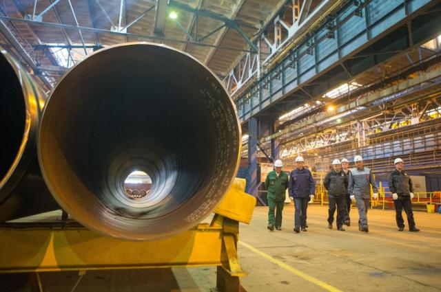 На ВТЗ тема безопасности производства постоянно в центре внимания.