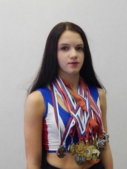 В следующем году Кристина планирует поехать на первенство Европы.